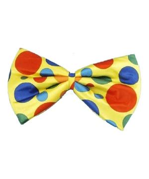 Jumbo Clown Bow Tie