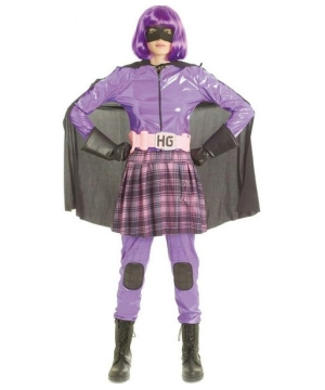 Kick Ass Movie Hit Girl Adult Costume deluxe