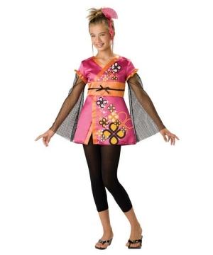 Killer Kimono Teen Costume