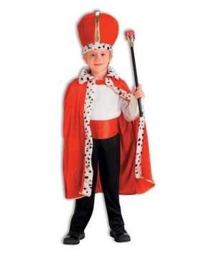 King Kids Costume