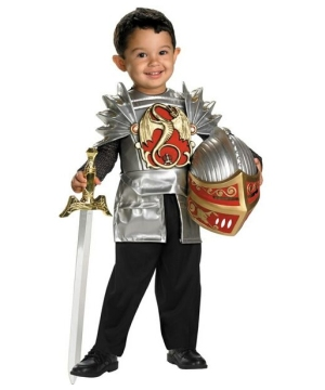 Knight of the Dragon Baby Costume