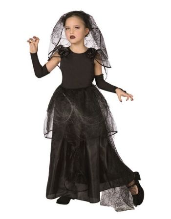 Light Up Dark Bride Costume