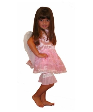 Lilac Angel Baby Costume