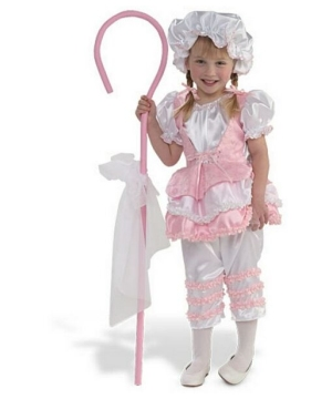 Little Bo Peep Toddler/Kids Costume