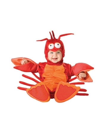Little Lobster Infant/toddler Costume