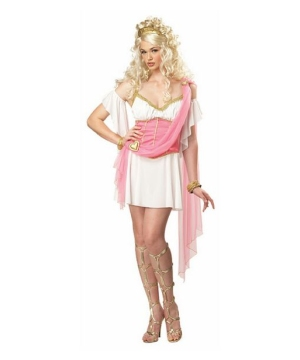 Love Goddess Womens Costume