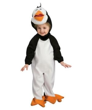 Madagascar Penguin Rico Baby Costume