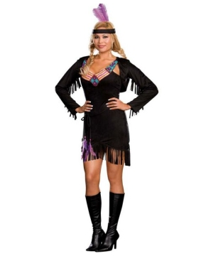 Makin Reservations Costume - Adult Costume plus size