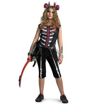 Misfit Punk Kids Costume