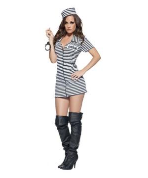Miss Behaved Women's Costume