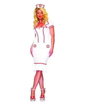 Miss Diagnosis Costume - Adult Costume