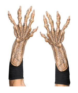 Monster Hands Adult Gloves