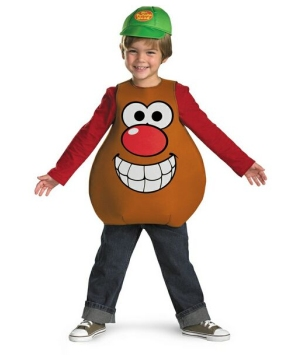 Mr Potato Head Costume - Toddler/child Costume