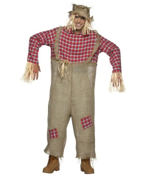 Mr. Scarecrow Men Costume