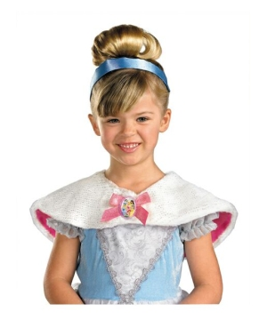 Disney Princess Capelet - Costume Accessory