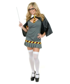 Naughty Wizard Teen/ Women Costume