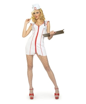 Nurse Feelgood Costume - Adult Costume