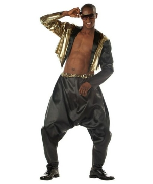 Old School Rapper Costume - Adult Costume