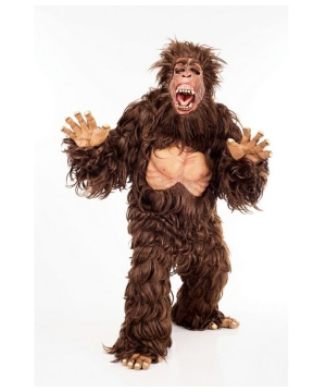 Orangutan Costume - Halloween Costume