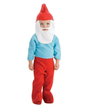 Papa Smurf Costume - Infant Costume