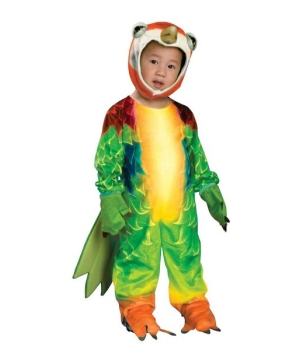 Parrot Costume Toddler/kids Costume