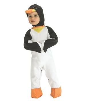 Penguin Romper Baby Costume