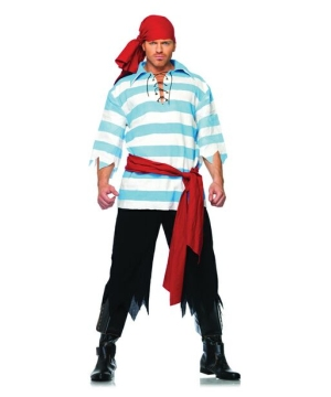 Pillaging Pirate Men Costume