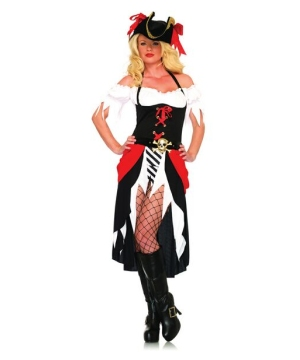 Pirate Beauty Womens Costume