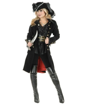 Pirate Vixen Women Costume
