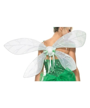 Iridescent Pixie Wings - Adult Accessory