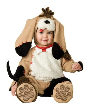 Little Precious Puppy Baby Costume