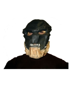 Predator Vinyl Mask - Adult Accessory