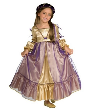 Princess Juliet Kids Costume