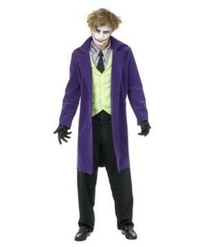 Psycho Clown Movie Mens Costume