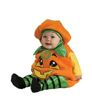 Pumpkin Jumper Baby Costume