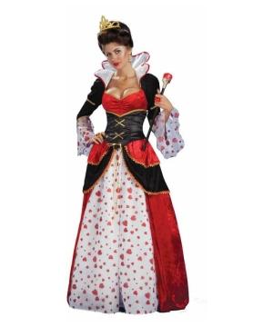 Queen of Hearts Movie Women Costume