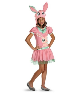 Littlest Pet Shop Rabbit Kids Costume deluxe