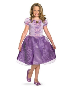 Rapunzel Kids Costume