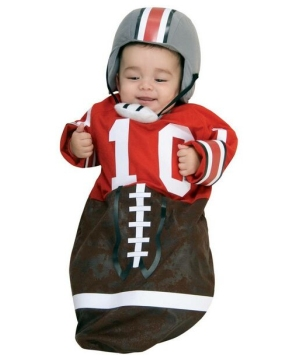 Football Baby Costume deluxe
