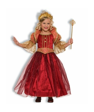 Renaissance Damsel Kids Costume