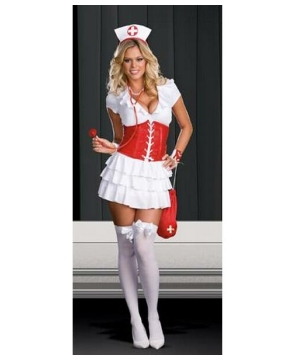 Rn Trouble Costume - Adult Costume