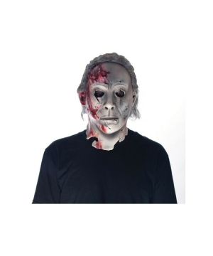 Michael Myer Halloween 2 Mask - Adult Accessory