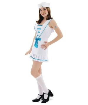 Sailor Cutie Teen Costume
