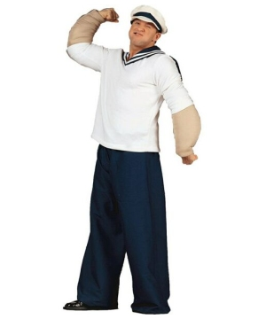 Sailor Man Men Costume