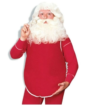 Santa Belly - Adult Costume Accessory