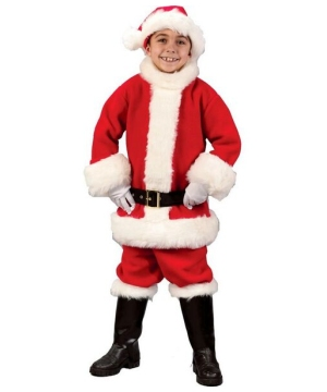 Santa Suit Costume - Kids Costume