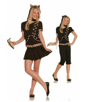 Sassy Cat Teen Costume