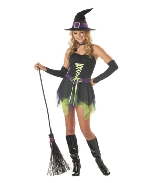Sassy Witch Teen Costume