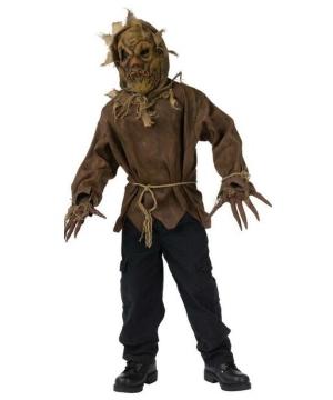 Evil Scarecrow Costume - Kids Costume