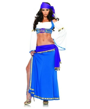 Seductive Gypsy Adult Costume